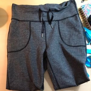 Herringbone Straight Leg Lululemon Leggings